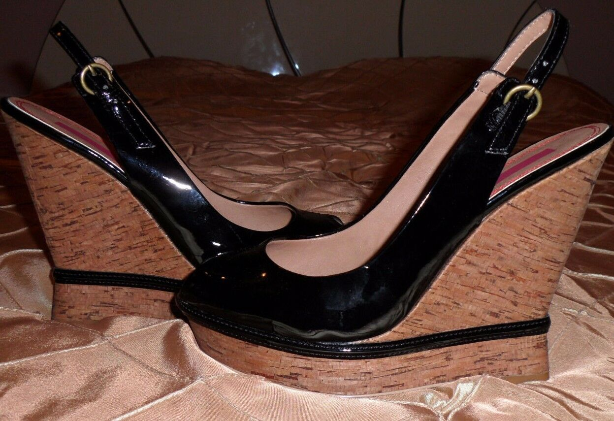 WOMEN'S Schuhe 5/48 CAROLYNN PERFECT HIGH PLATFORM,PATENT LEATHER CREAT BUY