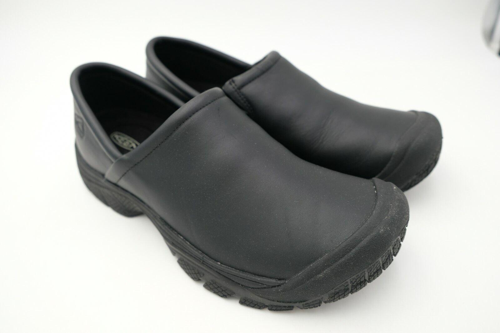 Keen Men's Utility PTC SLIP ON II Black Size US 11 EU 44.5 Used