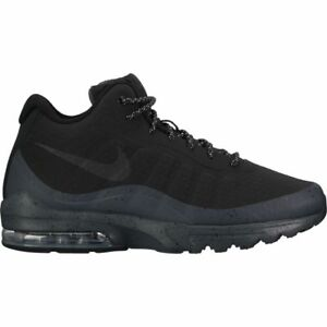 b0f2b3195d99d Men s Nike Air Max Invigor Mid Shoe 858654-004 BLACK BLACK ...