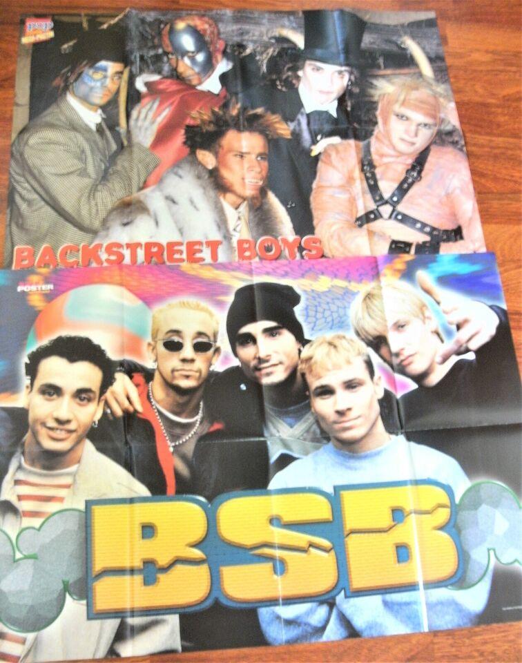 Plakater, Backstreet Boys