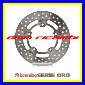 Disco-freno-posteriore-BREMBO-ORO-PIAGGIO-BEVERLY-125-300-350-ie-12-gt-13-2012-2013