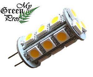 g4 led bulb for landscape lighting 18smd 5050 chip 3w 12v ac 20w replacement ebay. Black Bedroom Furniture Sets. Home Design Ideas