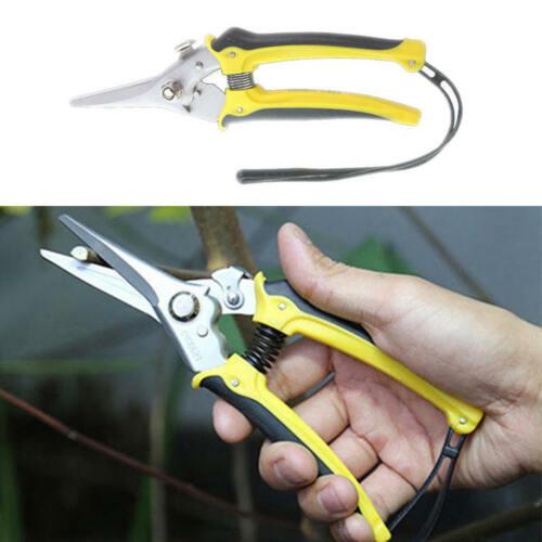 Pruning Shears Garden Hand Pruner Secateurs Cutter Scissors Plant Bush Tools new