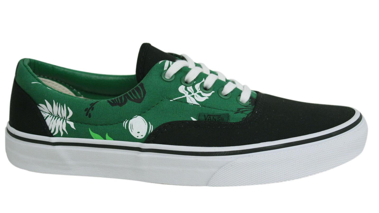 Vans Era Tropicoco Verde Hawaiin Lace W3CEN7 Up Unisex Canvas Plimsolls W3CEN7 Lace Vans C 89015b
