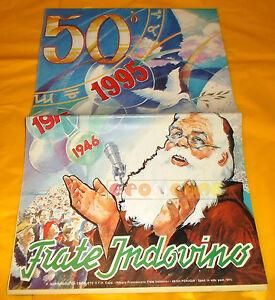 Calendario Frate Indovino Ebay.Dettagli Su Frate Indovino Calendario Anno 1995 50º Anniversario