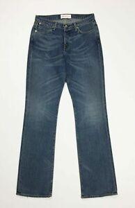 Paper-denim-cloth-jeans-uomo-nuovo-gamba-dritta-denim-W30-tg-44-boyfriend-T4234