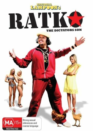 1 of 1 - National Lampoon's Ratko - The Dictator's Son (DVD, 2010) BRAND NEW!!