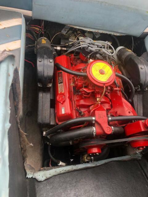 Volvo Penta 260A Complete Engine Fresh Water   eBay