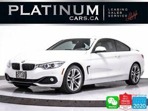 2014 BMW 4 Series 428i xDrive,COUPE,AWD,NAV,SUNROOF,HEATED SEATS,