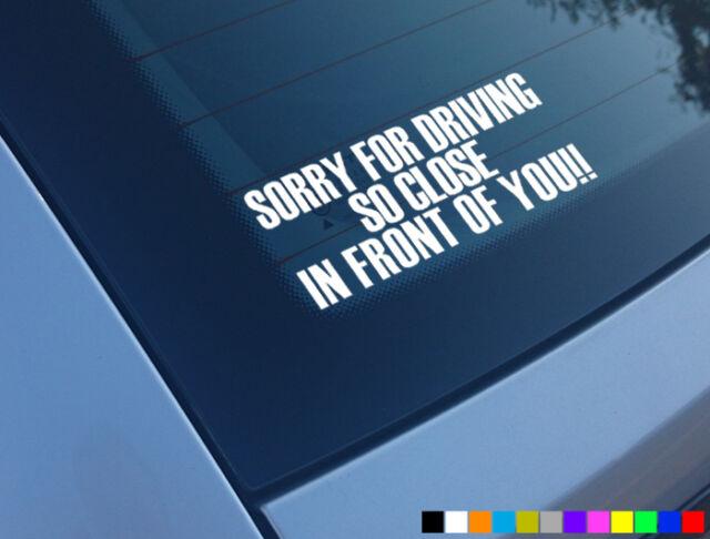You Like This Funny Novelty Custom Car Window Bumper