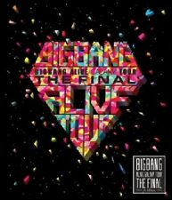 2013 BIGBANG ALIVE GALAXY TOUR LIVE CD THE FINAL IN SEOUL [LIMITED EDITION]