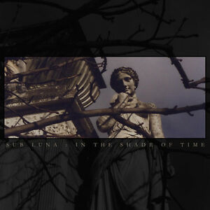 Sub-Luna-2x-cd-In-The-Shade-Of-Time-NEW-Seald-16tk-LIMITED-Reissue-Goth-Neofolk