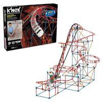 Knex 33488 14659 Talon Twist Coaster Riesen Achterbahn Rollercoaster 624 Teile