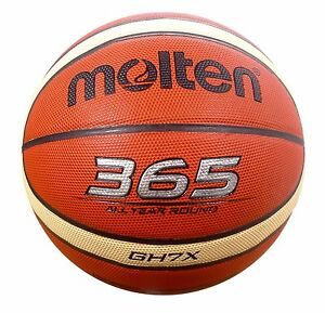 Molten-GH7X-Basketball-Size-7-Mens-365-All-Year-Tan-Indoor-Outdoor-Basket-ball