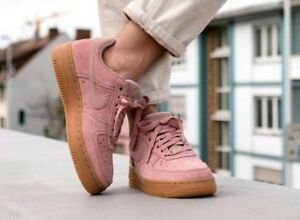 newest cd887 fd2eb Image is loading Nike-Air-Force-1-039-07-LV8-Suede-