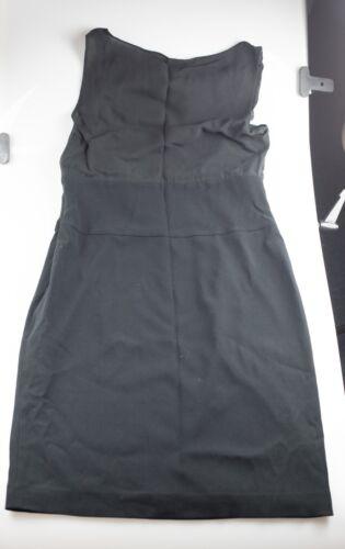De36 Lezard Little Black René Dress Silk Fr38 Xdqx7a
