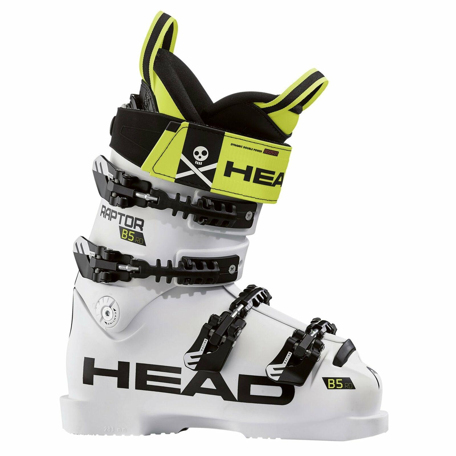 Head Raptor B5 RD Junior Ski Race laars (2020)