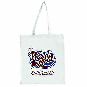 The Worlds Bookseller Grande Borsa Shopper Best rrfq6AO