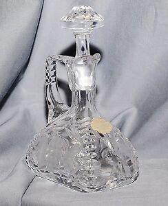 Kristall-Karaffe-Likoer-Karaffe