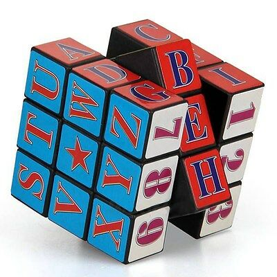Speed Magic Cube Puzzle 6.8CM Puzzle Educational 3x3x3 Toy Gift