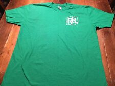 Robert Randolph & Family Band Vintage Concert/Tour T-Shirt Mens Green Sz L NWOT