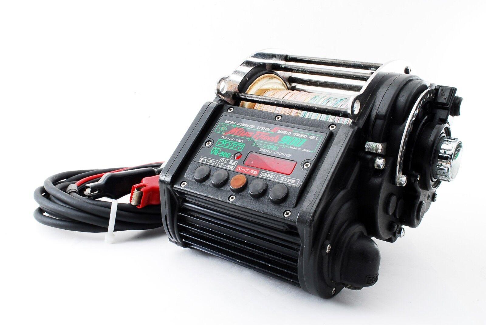 Excellent Miya  Epoch VR 900 2-Speed Big Game Electric Reel 322574 IV  online discount