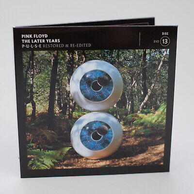 Pulse DVD #13 ONLY from Pink Floyd The Later Years (1987