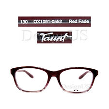6adc76e96d item 2 Oakley Taunt OX1091-0552 Red Fade 52 16 130 Eyeglasses Rx - New -Oakley  Taunt OX1091-0552 Red Fade 52 16 130 Eyeglasses Rx - New