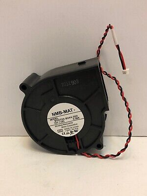 12v 0.38A turbine centrifugal cooling fan NMB-MAT BG0703 B044-000 75*75*30mm