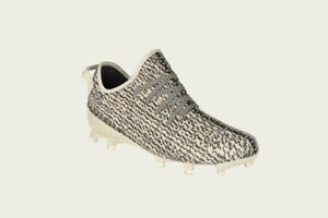 d81f4c15b 100% Auth Adidas YEEZY 350 Turtle Dove Cleats Sz 9.5 B42410 Football ...