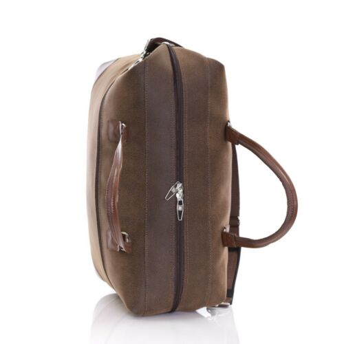 Ryanair Cabine Cuir Style Voyage Carry on Luggage tote weekender Holdall Sac