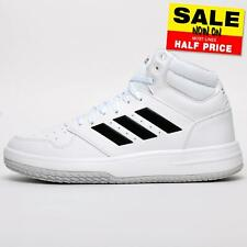 SALE - ADIDAS Gametaker Men's Casual Mid-Top Basketball Style Trainers Sneakers