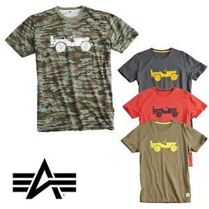 Alpha-Industries-Homme-un-tee-shirt-WILLYS-TT-MA1-S-M-L-XL-XXL-3XL-NEUF
