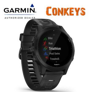 Garmin ForeRunner 945 GPS Smart Watch MultiSport Triathlon Music & Maps
