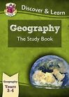 KS2 Discover & Learn: Geography - Study Book, Year 3 & 4 by CGP Books (Paperback, 2014)