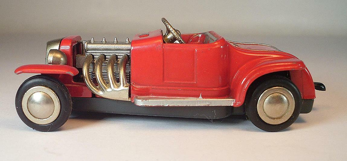 SCHUCO micro racer 1036 Ford 1932 custom Roadsters vintage 60s
