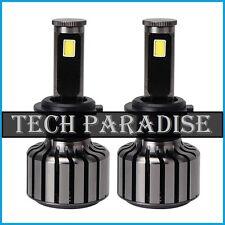Kit LED COB CanBus Anti Erreur H4 60W Pure White 6000K Bi Xenon 9-36VDC ventilé