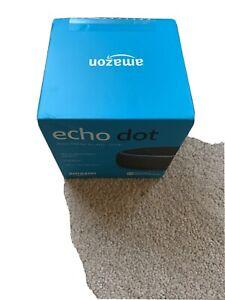 NUOVO-Amazon-ECHO-DOT-3rd-generazione-con-voce-Alexa-dispositivo-multimediale-Gray