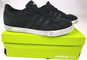 591dff64a9 adidas Women's Courtset W Sneaker, Black/Copper Metallic, 6.5 M US ...