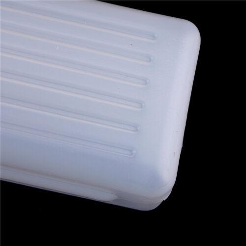Kunststoff Stricknadeln Aufbewahrungsbox Hause Nähen Stricken Storage Tools ZPGE