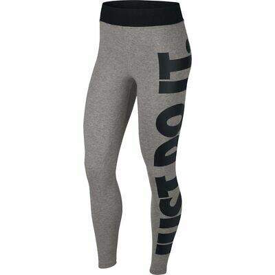 Nike Sportswear Leg A See Hw Jdi Leggings Gris Femme   eBay