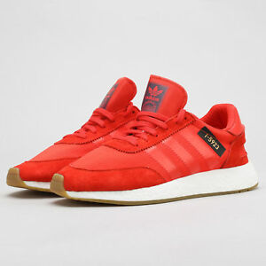 size 40 ba417 38a34 Image is loading Adidas-Originals-I-5923-Iniki-Runner-Core-Red-