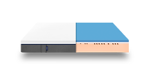 Emma Original Renewed Mattress- 25cm high | Memory Foam Mattress | Medium Firm