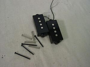 FENDER-SQUIER-PBASS-PRECISION-BASS-PICKUP-SET-ELECTRIC-P-BASS-BULLET-GUITAR