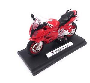 Motorrad Speed Bike Renn Motorrad mit Licht und Ton Inklusive Batterie