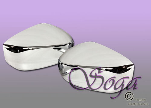 FOR 2009 2010 2011 2012 2013 2014 NISSAN MURANO CHROME SIDE MIRROR COVERS COVER