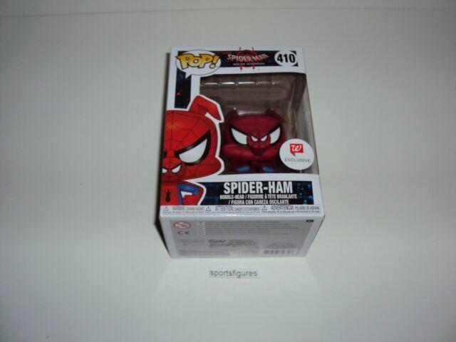 Spider-Man Into the Spider-Verse-Spider-Ham Pop! FunKo Free Shipping!