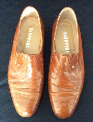 Mans 2 en Espagnole Intelligent Taille Cuir Très 1 Chaussures 710 XP8nw0Ok