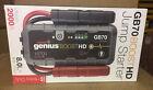 NOCO Genius Boost GB70 HD 2000 Amp 12V UltraSafe Lithium Jump Starter
