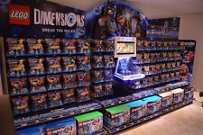 HUGE LOT OF 20 BRAND NEW ALL DIFFERENT LEGO DIMENSIONS LEVEL / TEAM / FUN PACKS!